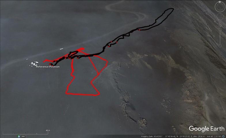 Planetary Analogue Long Range Navigation Datasets from Mt